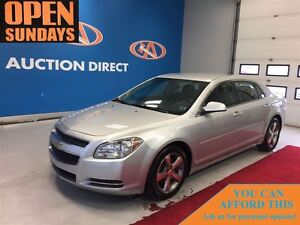 2011 Chevrolet Malibu LT ALLOYS! POWER SEAT! FINANCE NOW!