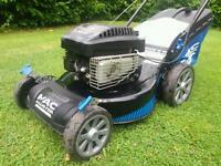 2013 Mac Allister Petrol Push Lawnmower Briggs & Stratton Engine