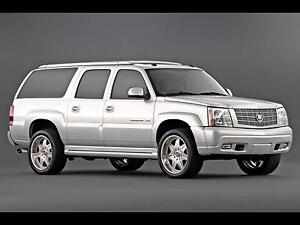 2007-2011 Cadillac Escalade Factory Air Suspension