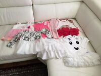 Bundle of new girls clothes 1.5 to 2 years old