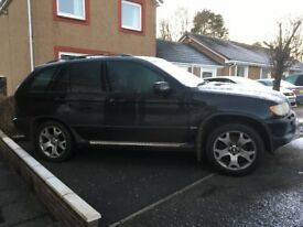 BMW X5 3.0 Petrol **get ready for the snow :) ** open to swaps