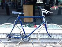 Vintage Raleigh Merlin Road Racing Touring City Bike - excellent condition