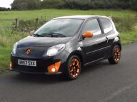 2007 RENAULT TWINGO 1.4 TCe GT * 89K * CAMBELT * UNIQUE TWO-TONE *