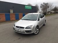 FORD FOCUS ZETEC CLIMATE 1.6 TDCi DIESEL - SERVICE HISTORY - LONG MOT - FREE DELIVERY - P/X WELCOME