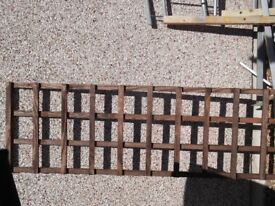 Trellis Wooden Heavy Duty Hand Made