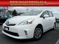2014 Toyota Prius v New Pre-registered