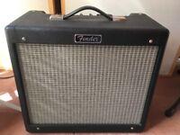 Fender Blues Junior Valve Combo Guitar Amp..