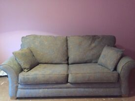 2 seater sofa 6 months old removable covers.