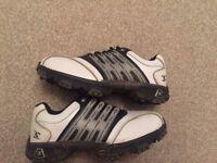 Kids Stuburt Golf Shoes Size 4 Waterproof