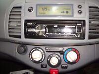 Nissan Micra 1.2 16v S 3dr£1,399 NEW MOT, CHP TAX, LOW MILES 2004 (04 reg), Hatchback