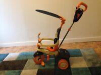 Little Tikes orange - boys tricycle