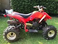 150cc quad bike