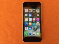 iPhone 5c(EE, BT, Virgin, TMobile, ASDA|14 Day Guarantee|8GB|Deliver+Post|Apple|Green)
