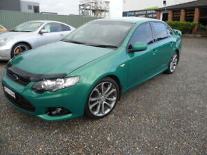 2012 FORD FALCON XR6 MkII / LIMITED EDITION / AUTO / 89,000kms Redhead Lake Macquarie Area Preview