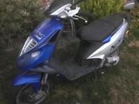 Piaggio nrg 50cc £300