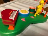Little kids musical toy
