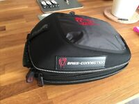 Motorcycle Tankbag, quite small for Sports bikes