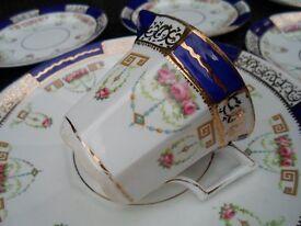 Perfet for a Vintage Wedding Afernoon Tea Tea Plates Cake Plates & Jug Vintage /Antique 15 Items