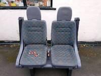 Mercedes Vito Seats for mini bus back of van