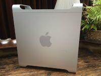 Apple Mac Pro | Intel 8 Core (2 x 3.2ghz Xeon) | 32gb Ram | ATI Radeon HD 5870 1gb | 500gb SSD + 1tb