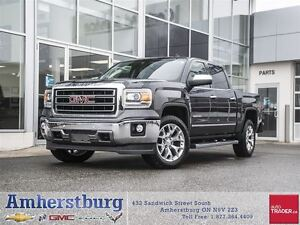 2014 GMC Sierra 1500 - NAVIGATION, HEATED & COOLED FRONT SEATS!