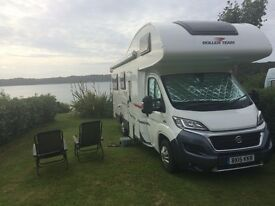 Roller Team 746, 6 Berth with many extras