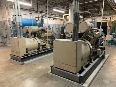 Two 2 Cummins Diesel Generators