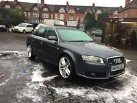 Audi A4 S line 2.0 tdi 170bhp very good conditions in and out.