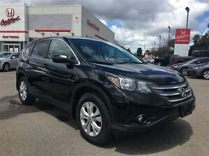 2013 Honda CR-V EX-L | CLEAN CARPROOF | SUNROOF | LEATHER | ECON
