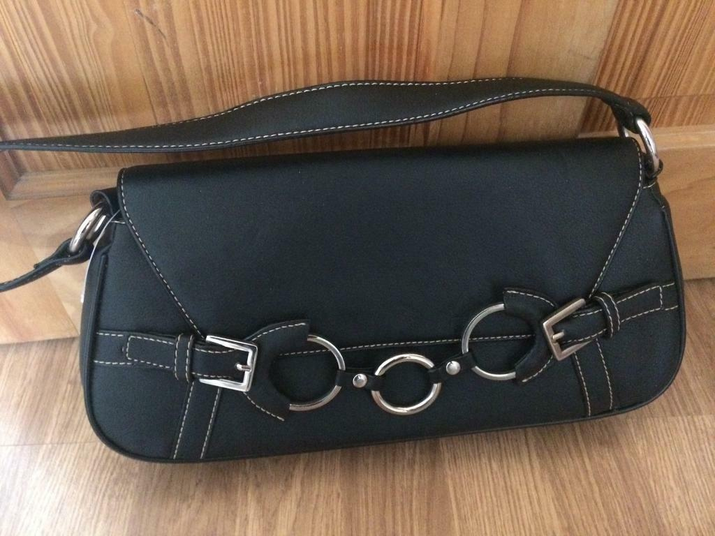 Black Vani New York Handbag