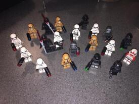 Lego Star Wars Troopers x 20