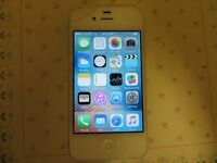 IPHONE 4S 32GB IN WHITE