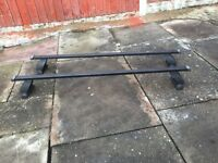 Halford's universal Roof bars