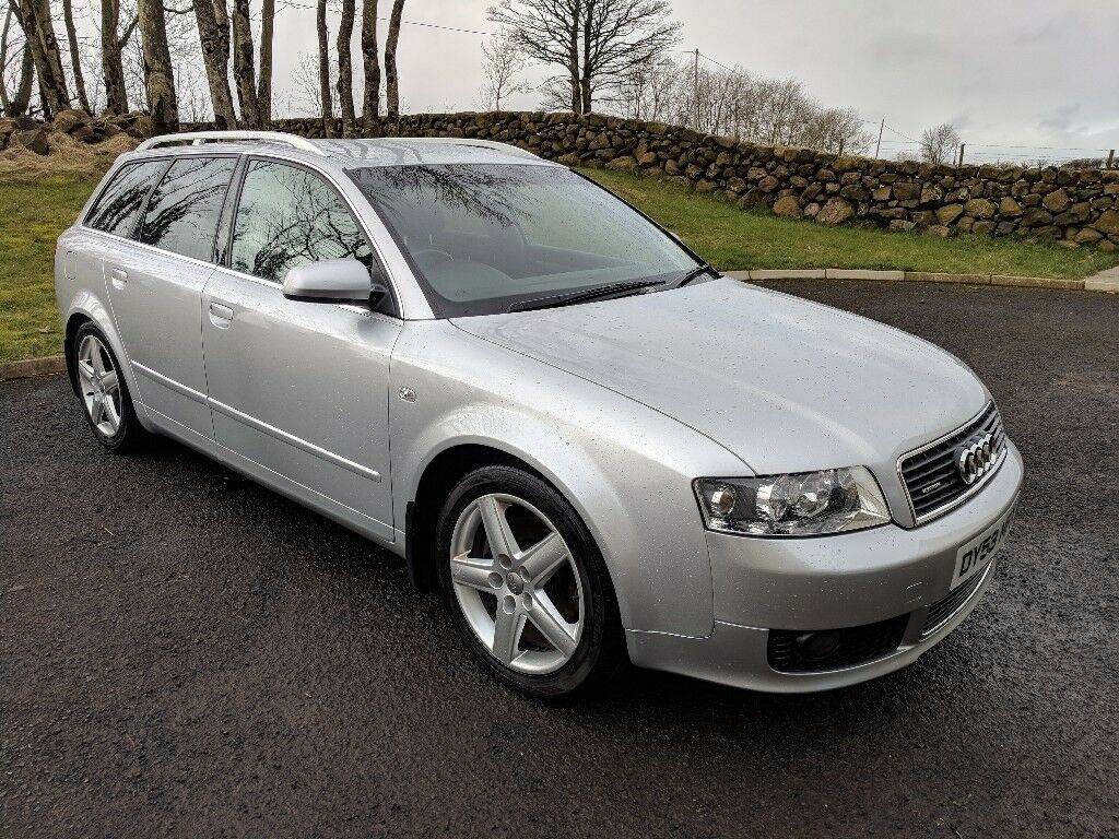2003 audi a4 avant 1 8t quattro sport in coleraine. Black Bedroom Furniture Sets. Home Design Ideas