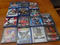 Play Station 2 Games. Variety of 14 games.