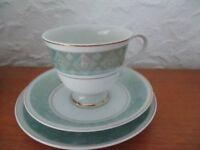 China Cups, Saucers & Tea Plates