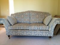 Sofa and Armchair very good condition never used