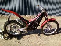 Gas Gas 80 trials bike
