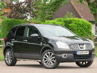 Best Bargain !!! Nissan Qashqai 2.0 N-TEC CVT 4WD 5dr