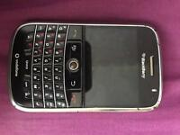 Blackberry untested