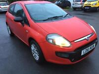 FIAT PUNTO 1.2 2011 (61)*£1699*VERY LOW MILES*LONG MOT*CHEAP CAR TO RUN*PX WELCOME*DELIVERY
