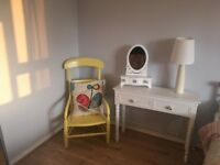 Mon- Fri, Spacious double. Fully furnished inc bills & TV