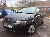 03 plate - fiat punto active - one year mot - full service history - cheap insurance