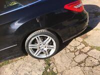 """18"""" Mercedes amg alloys & tyres !"""