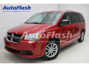 2014 Dodge Grand Caravan SXT 3.6L *DVD *STow-N-Go *Camera