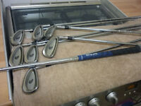 Cleveland Ta 6 golf irons. 3-PW . VGC