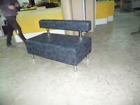 Booth Bench, Restaurant sofa, vintage furniture, cafe barber, saloo, club, pub