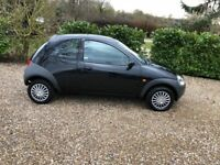 2006 Ford KA Black Manual With 8 Month MOT PX Welcome