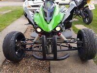 Jinling 250 quad road legal