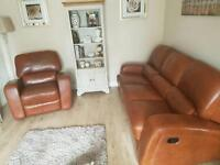 Barker and stone house recliner sofa
